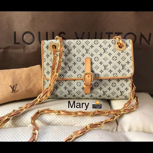 Louis Vuitton Bags   Today Sale Authentic Lv Mini Lin Camille Bag ... 34fbc9514a
